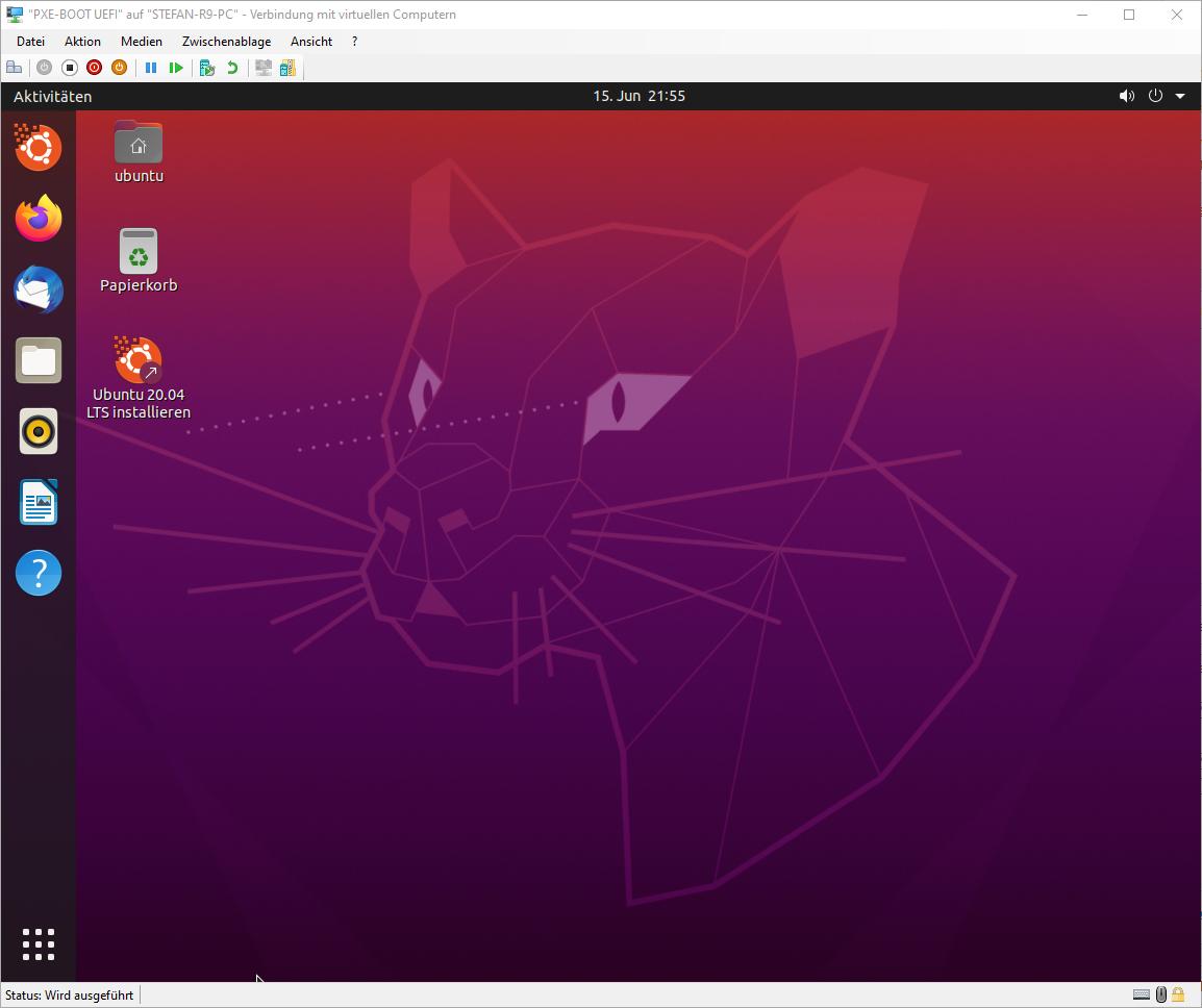 iPXE Ubuntu 20.04