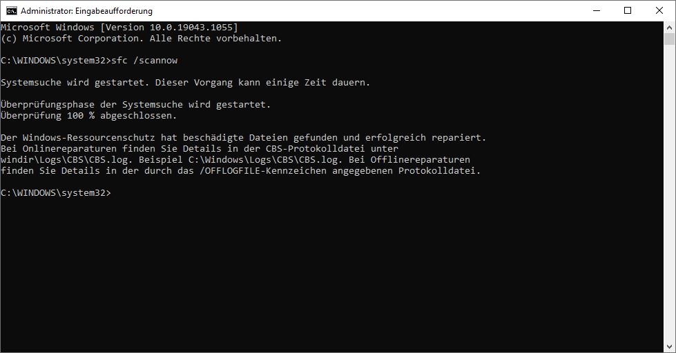 Windows 10 Updater Systemcheck